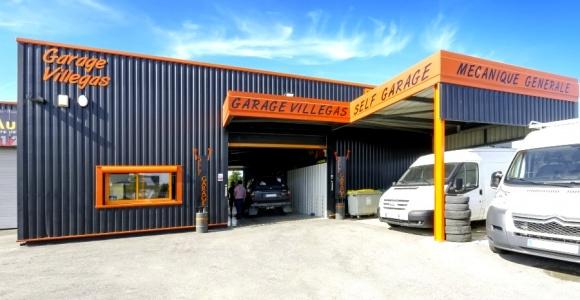 Garage GMG Selfgarage à Perpignan et Toulouges
